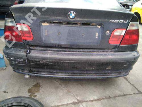 Bagtil kofangere BMW 3 (E46) 320 d  24073568