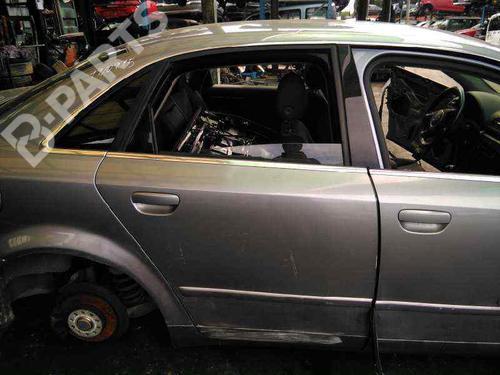 Tür rechts hinten A4 (8E2, B6) 1.9 TDI (130 hp) [2000-2004] AVF 4458969