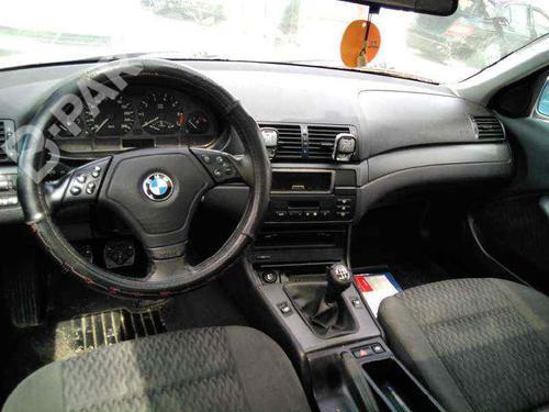 Højre fortil lås BMW 3 (E46) 318 i  36798924