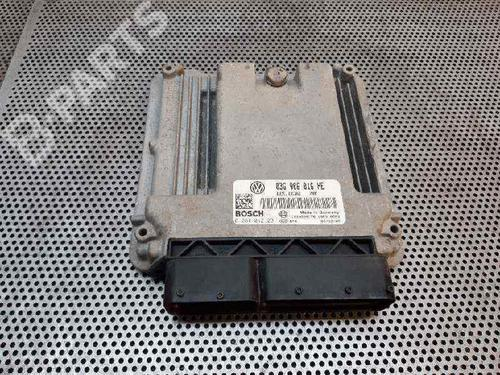 Calculateur moteur (ecu) SEAT TOLEDO III (5P2) 2.0 TDI 16V 03G906016HE   0281012291   BOSCH   30226662