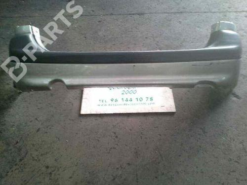 Bak støtfanger XSARA PICASSO (N68) 2.0 HDi (90 hp) [1999-2011] RHY (DW10TD) 116607