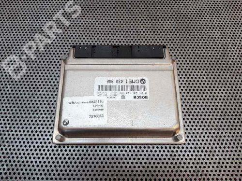 Motorstyringsenhed BMW 3 (E46) 316 i 0261204420 | DME1430940 | BOSCH | 30768073