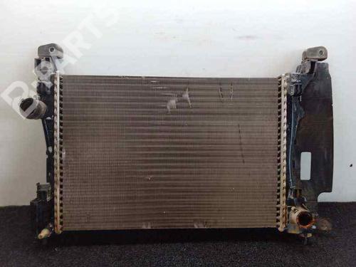 Radiador de água GRANDE PUNTO (199_) 1.4 16V (199BXG1B, 199AXG1B) (95 hp) [2005-2011] 199 A6.000 6589448
