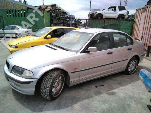 Venstre fortil støddæmper BMW 3 (E46) 316 i  37138100