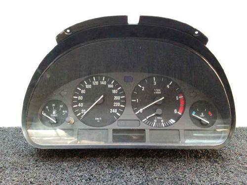 Kombiinstrument BMW 5 (E39) 525 tds (143 hp) 62118375675   110008735034   VDO  