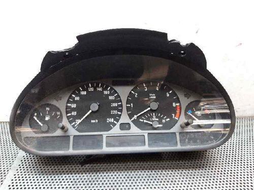 8380144 | 0263606070 | MOTOMETER | Quadrante 3 (E46) 318 i (118 hp) [1997-2001]  4424329