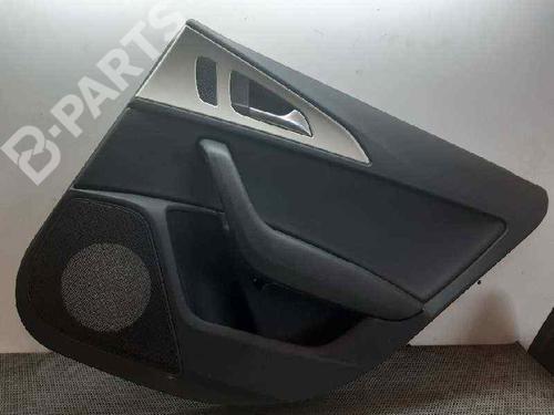 Türverkleidung rechts hinten AUDI A6 Allroad (4GH, 4GJ, C7) 3.0 TDI quattro (272 hp) 4G0867306 |
