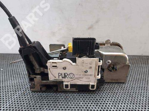 Front Left Lock FORD TRANSIT Box (FA_ _) 2.4 TDCi RWD  23223768