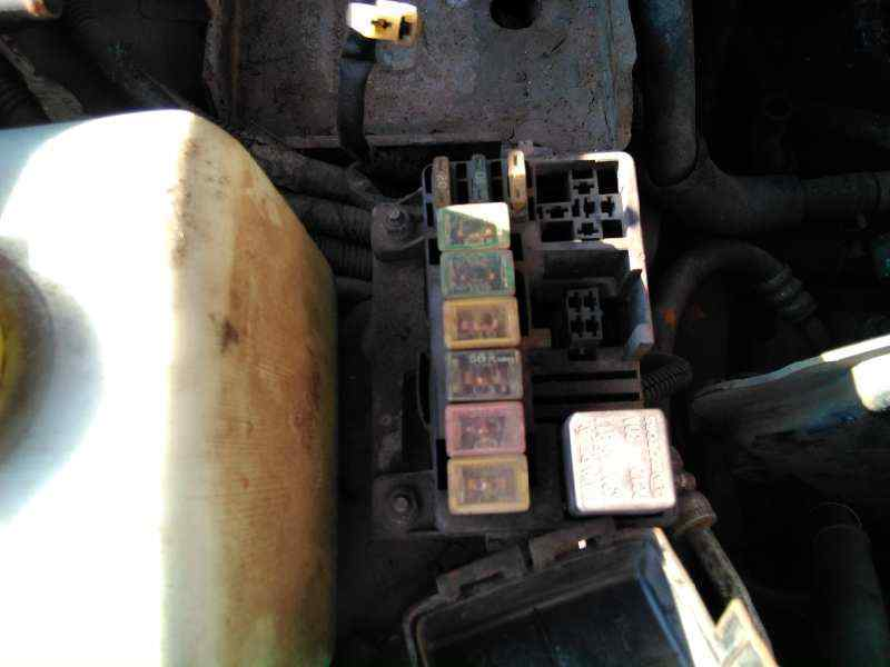 fuse box kia sportage suv (k00) 2.0 td 4wd | b-parts  b-parts