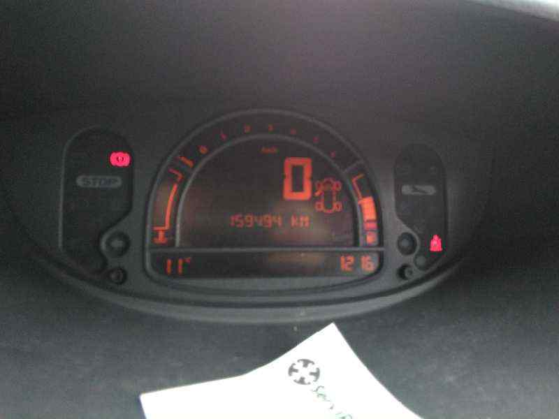 Renault Modus Fuse Box