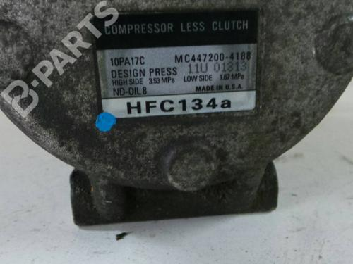 Compressor A/C CHRYSLER VOYAGER / GRAND VOYAGER III (GS)  HFC134a 78730