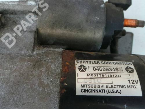 Motor de arranque CHRYSLER 300 M (LR)  4609345 79352