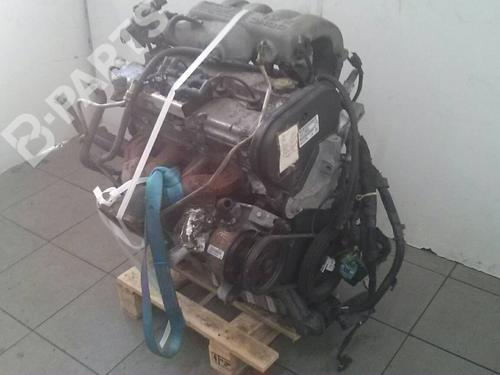 Motor CHRYSLER VOYAGER / GRAND VOYAGER III (GS)  EDZ  251651