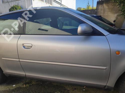 Cinza Prata  Tür rechts vorne A3 (8L1) 1.9 TDI (110 hp) [1997-2001]  4798902