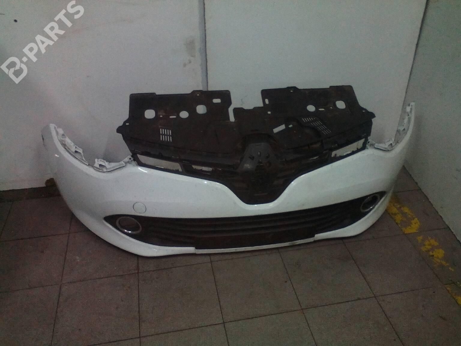 Front Bumper Renault Clio Iv Bh 620221112r B Parts