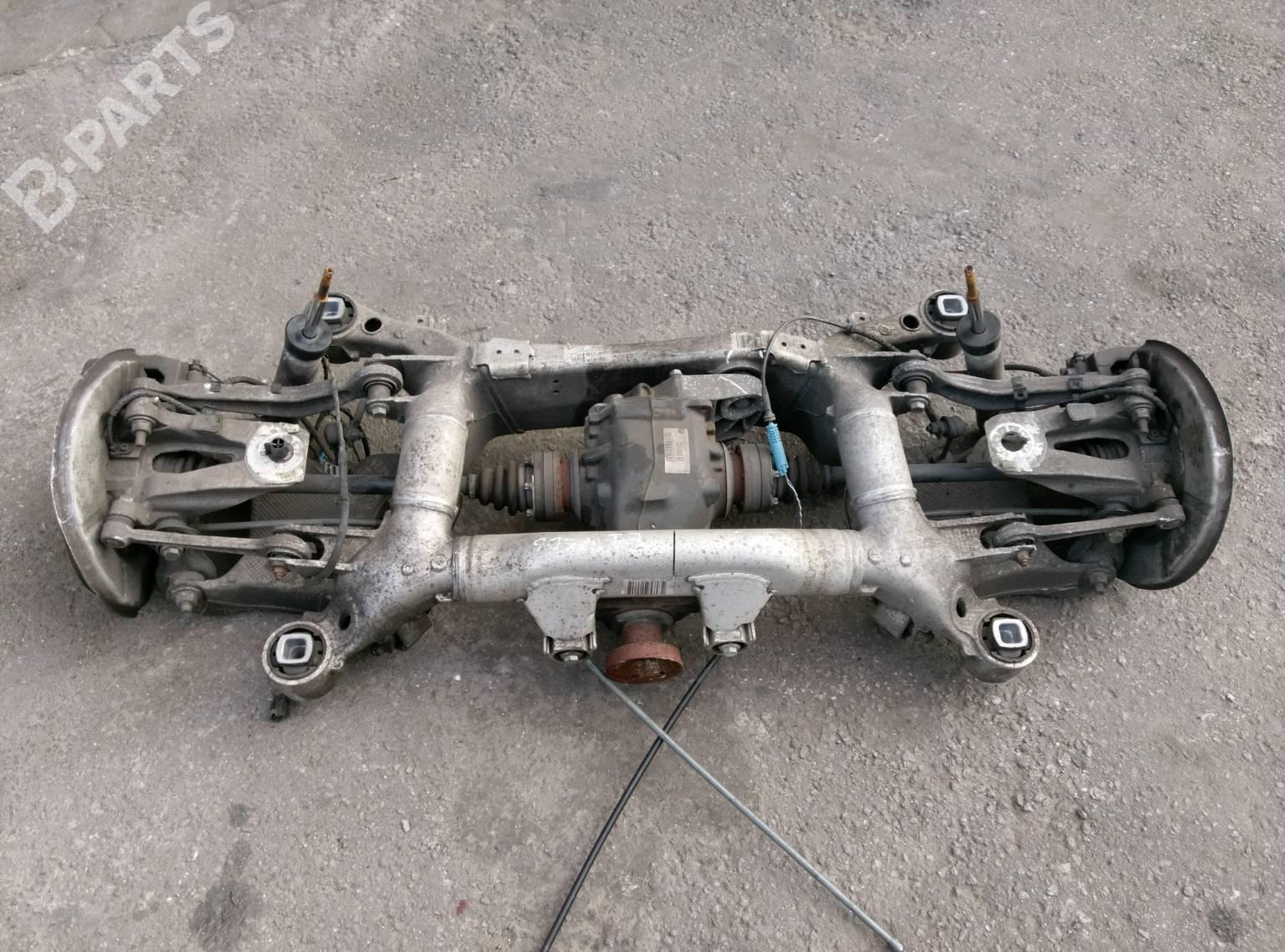 Kit Bras de Suspension BMW 5 E60 530d E61 525d D/'Essieux Roue Essieu Avant