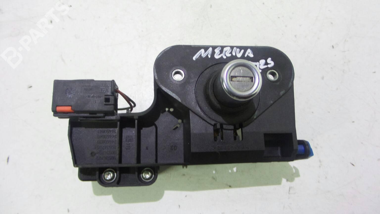 X03 2003 ORIGINAL Türschloss vorne rechts OPEL MERIVA A MPV