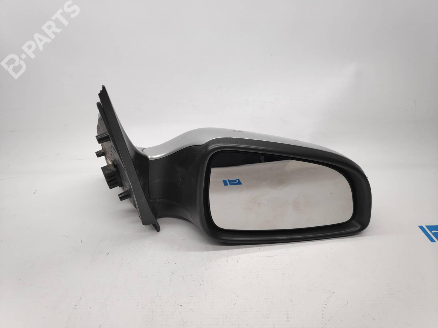 Left passenger side wing mirror glass for Opel Kadett 1973-1979