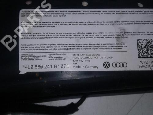 Driver airbag AUDI Q7 (4LB) 3.0 TDI quattro |4L0880241B|AUDI|| 19034193
