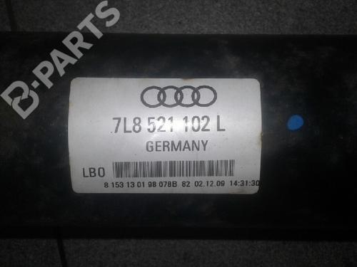 Driveshaft AUDI: 7L8521102L    7L8521102L         7L8521102L:   AUDI, Q7 (4LB) 3.0 TDI quattro (211hp), 2006-2007-2008-2009-2010 19034264