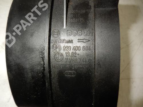 BMW: 0928400504 , 77887440 Medidor de massa de ar 3 (E90) 320 d (163 hp) [2004-2011]  4772230