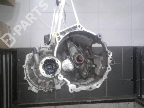AUDI: 02R300042Q Manuel gearkasse A1 (8X1, 8XK) 1.6 TDI (90 hp) [2011-2015]  4779655