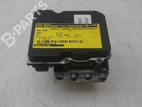 ABS AUDI A6 (4F2, C6) 2.7 TDI quattro AUDI: 0265235103 , 4F0614517AA, 4F0910517AD 27293194