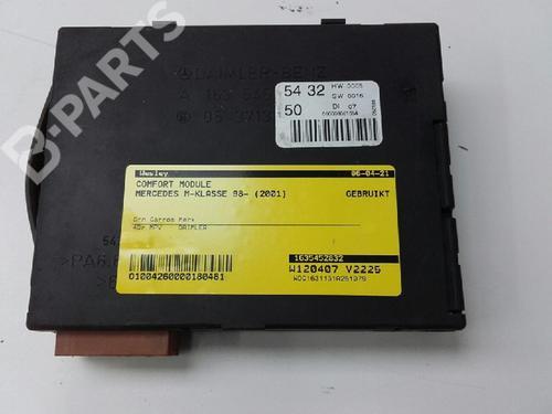 DAIMLER: 1635452832 , 1635455432 Centralita M-CLASS (W163) ML 270 CDI (163.113) (163 hp) [1999-2005]  7235041