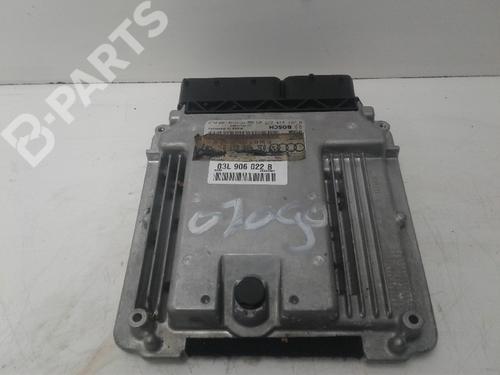 Centralita motor AUDI A4 (8K2, B8) 2.0 TDI AUDI: 0281014235 , 03L906022B, 03L990990G 27131638