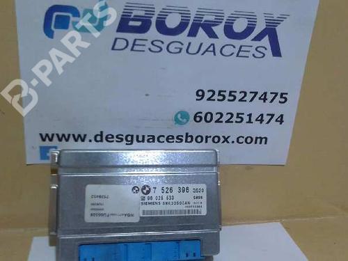 7526396 Centralina do motor 3 Compact (E46) 320 td (150 hp) [2001-2005] M47 D20 (204D4) 1201279