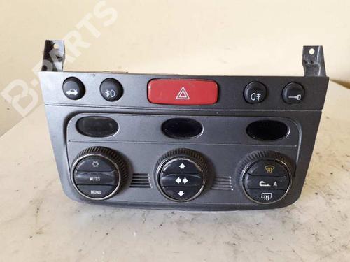 01560513720 Commande Chauffage GT (937_) 1.9 JTD (937CXN1B) (150 hp) [2003-2010] 937 A5.000 1267263