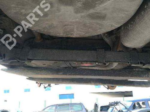 Eixo traseiro 207 (WA_, WC_) 1.6 HDi (90 hp) [2006-2013] 9HX (DV6ATED4) 4879212