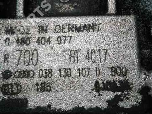 Aforador SEAT LEON (1M1) 1.9 TDI 038130107D800   34204361