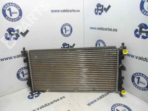 6R0121253   R3570001   Water Radiator RAPID (NH3) 1.6 TDI (105 hp) [2012-2020]  1516588