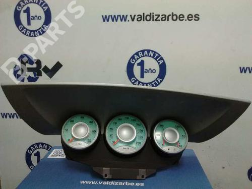 1496274080   501021630051   Quadrante C8 (EA_, EB_) 2.2 HDi (128 hp) [2002-2021] 4HW (DW12ATED4) 1238488
