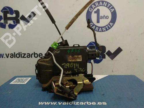 4B0839016G | Serrure arrière droite A6 (4B2, C5) 1.9 TDI (110 hp) [1997-2000] AFN 1237578