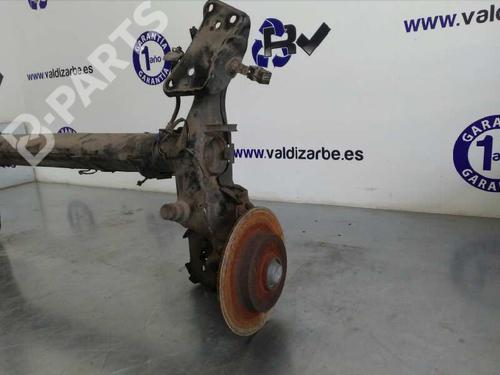 Eixo traseiro 207 (WA_, WC_) 1.6 HDi (90 hp) [2006-2013] 9HX (DV6ATED4) 1138068