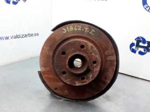 33326774809 | Venstre hjullagerhus spindel 3 (E90) 318 d (122 hp) [2005-2007] M47 D20 (204D4) 1110329