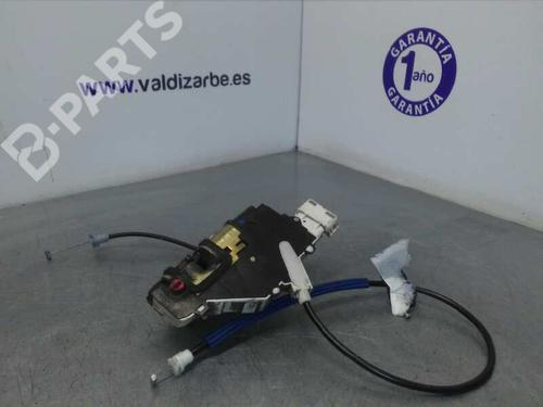Fechadura trás direita 407 (6D_) 2.0 HDi 135 (136 hp) [2004-2010] RHR (DW10BTED4) 1411868