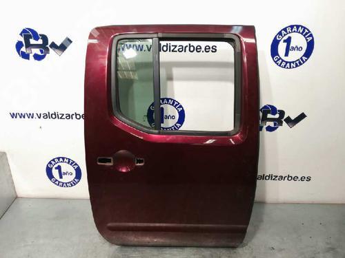 82100EB30J   Tür rechts hinten NP300 NAVARA (D40) 2.5 dCi (174 hp) [2005-2021] YD25DDTi 1078266