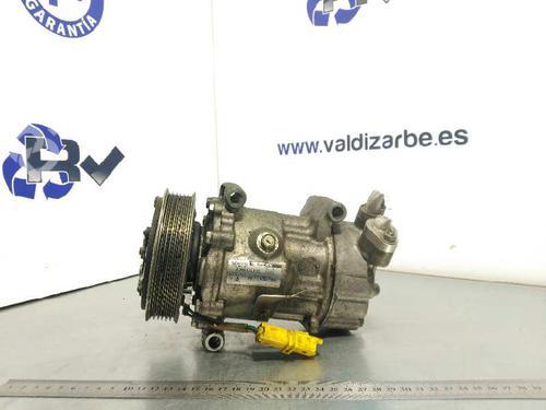 9671453780 | SD6V12 | Compressor A/C 206+ (2L_, 2M_) 1.1 (60 hp) [2009-2013]  1868057
