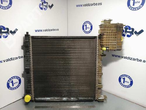 Radiador agua MERCEDES-BENZ VITO Van (638) 112 CDI 2.2 (638.094) 6385013001 3903110