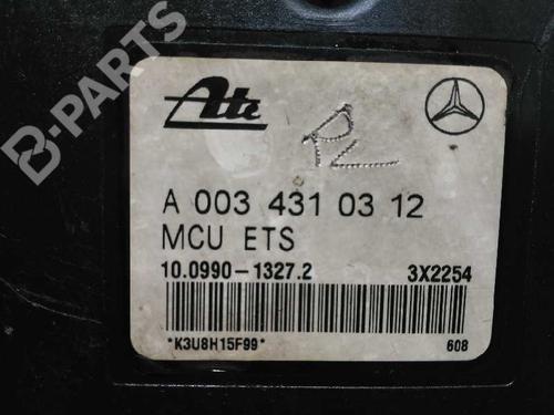 ABS MERCEDES-BENZ CLK (C208) 200 (208.335) A0034310312 3947978