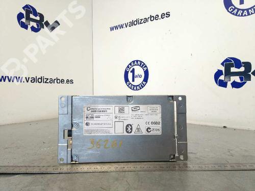 Módulo eletrónico BMW 6 (E63) 635 d 84109172420 | 13784358