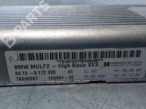 Módulo eletrónico BMW 6 (E63) 635 d 84109172420 | 13784360