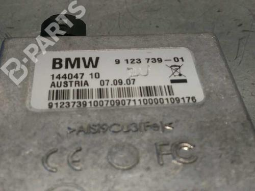 Módulo eletrónico BMW 6 (E63) 635 d 9123739   13784332