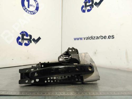 Front right exterior door handle A5 (8T3) 3.0 TDI quattro (240 hp) [2007-2012] CCWA 1716127