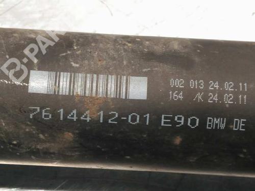 Transmissão central BMW 3 Touring (E91) 320 d 7614412 8606325