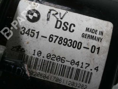 Módulo de ABS BMW 3 Touring (E91) 320 d 34516789300 8606374