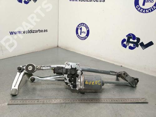 Motor limpa vidros frontal BMW 3 Touring (E91) 320 d 6978264 12323569